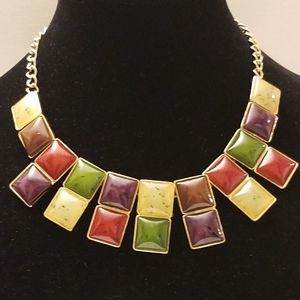 Jewelry - Statement Necklace Multi-Colors